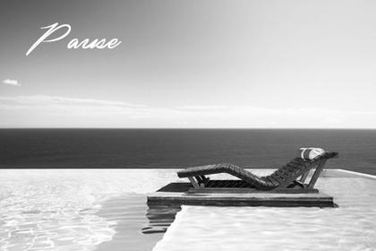 massage Pause